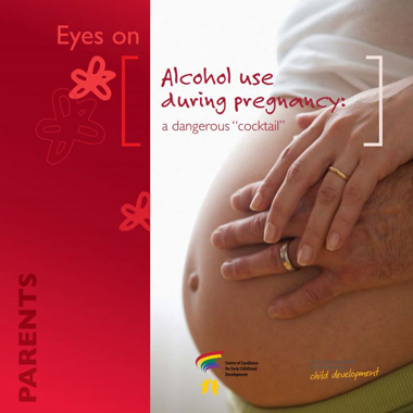 Alcohol use during pregnancy - FASD