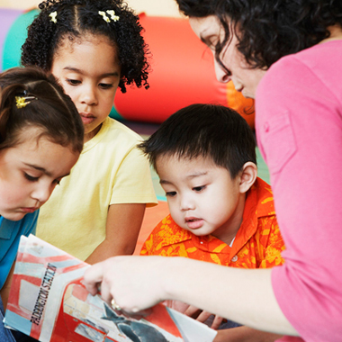 Child care - Early childhood education and care