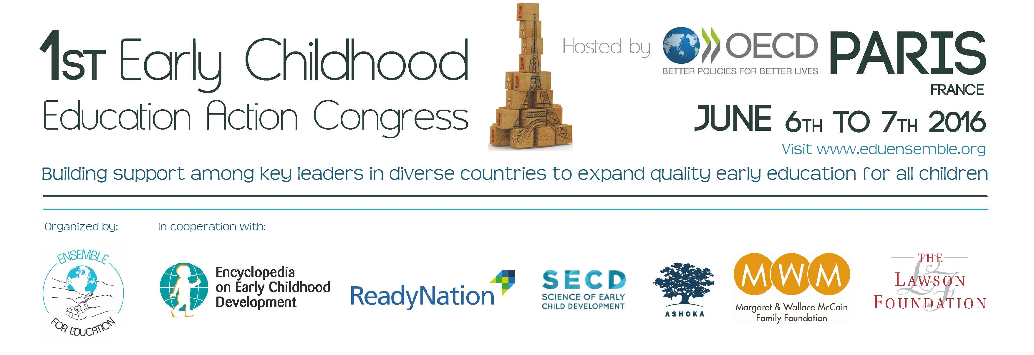 OECD Congress Paris 2016